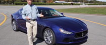 2014 Maserati Ghibli Reviewed by Consumer Reports [Video]