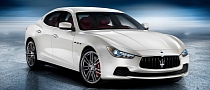2014 Maserati Ghibli UK Pricing Announced