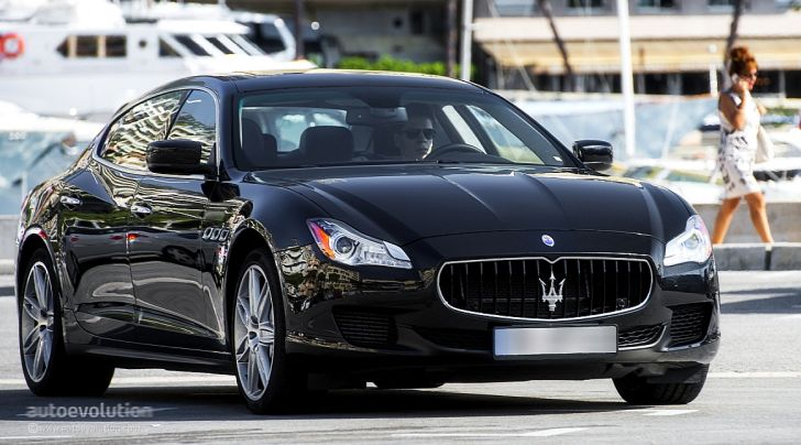 2014 Maserati Quattroporte Recalled For Electrical Issue