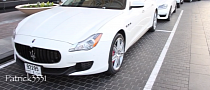 2014 Maserati Quattroporte Spotted in Dubai [Video]