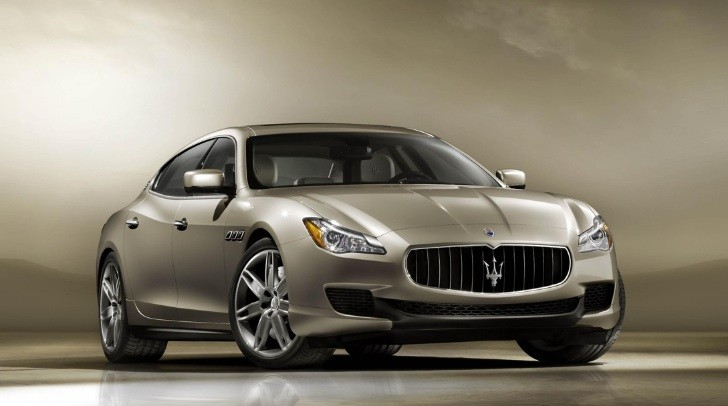2014 Maserati Quattroporte to Start at €110,000
