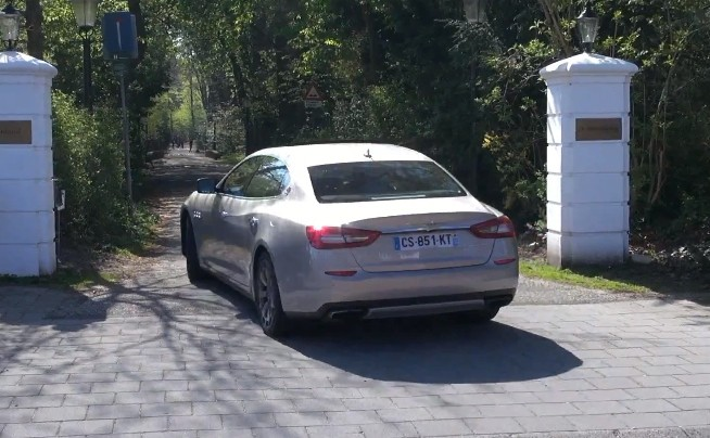 2014 Maserati Quattroporte's V8 Is Music to Our Ears [Video]