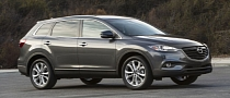 2014 Mazda CX-9 Gets US Pricing