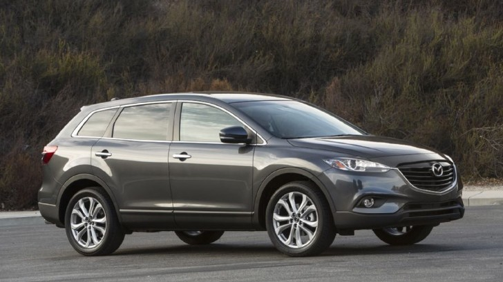 2014 mazda cx 9 gets us pricing autoevolution. Black Bedroom Furniture Sets. Home Design Ideas