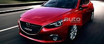 2014 Mazda3 Fully Revealed in New Leaked Pictures [Photo Gallery]