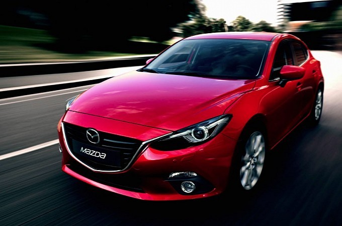 2014 Mazda3 Hatchback Officially Rated at 40 MPG