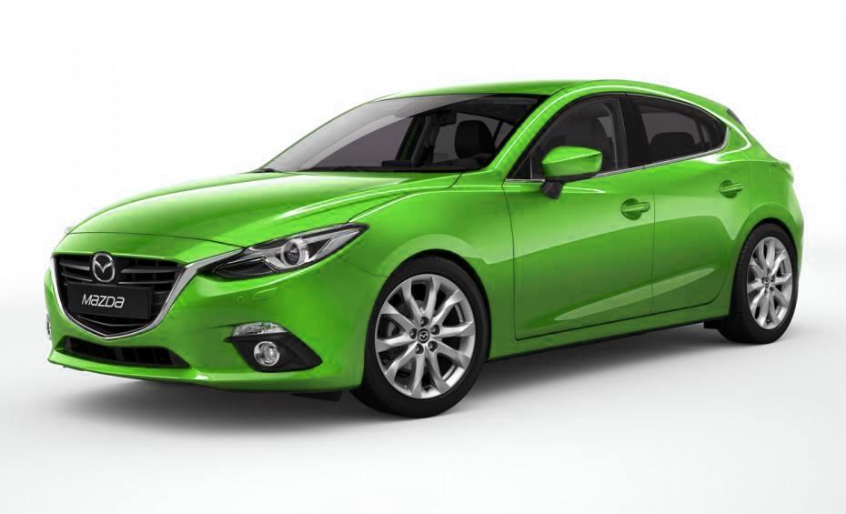 Elegant Auto Sales >> 2014 Mazda3 Imagined in More Colors - autoevolution