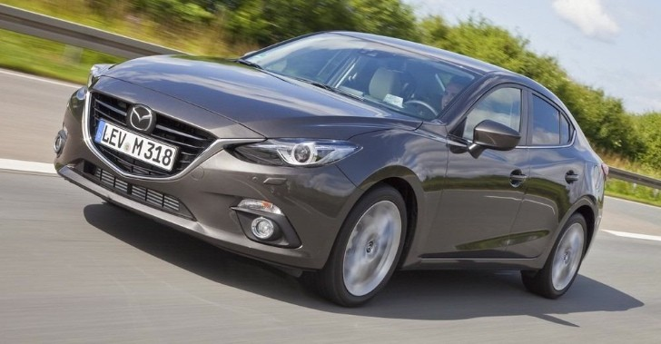 2014 Mazda3 Sedan First Official Photos Emerge