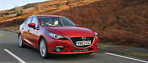 2014 Mazda3 UK Pricing Announced [Photo Gallery]