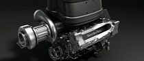 2014 Mercedes AMG F1 Engine Revealed