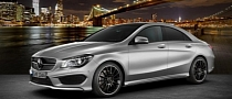 2014 Mercedes-Benz CLA45 AMG to Debut at 2013 New York Auto Show