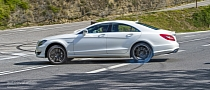2014 Mercedes-Benz CLS63 AMG 4Matic Tested