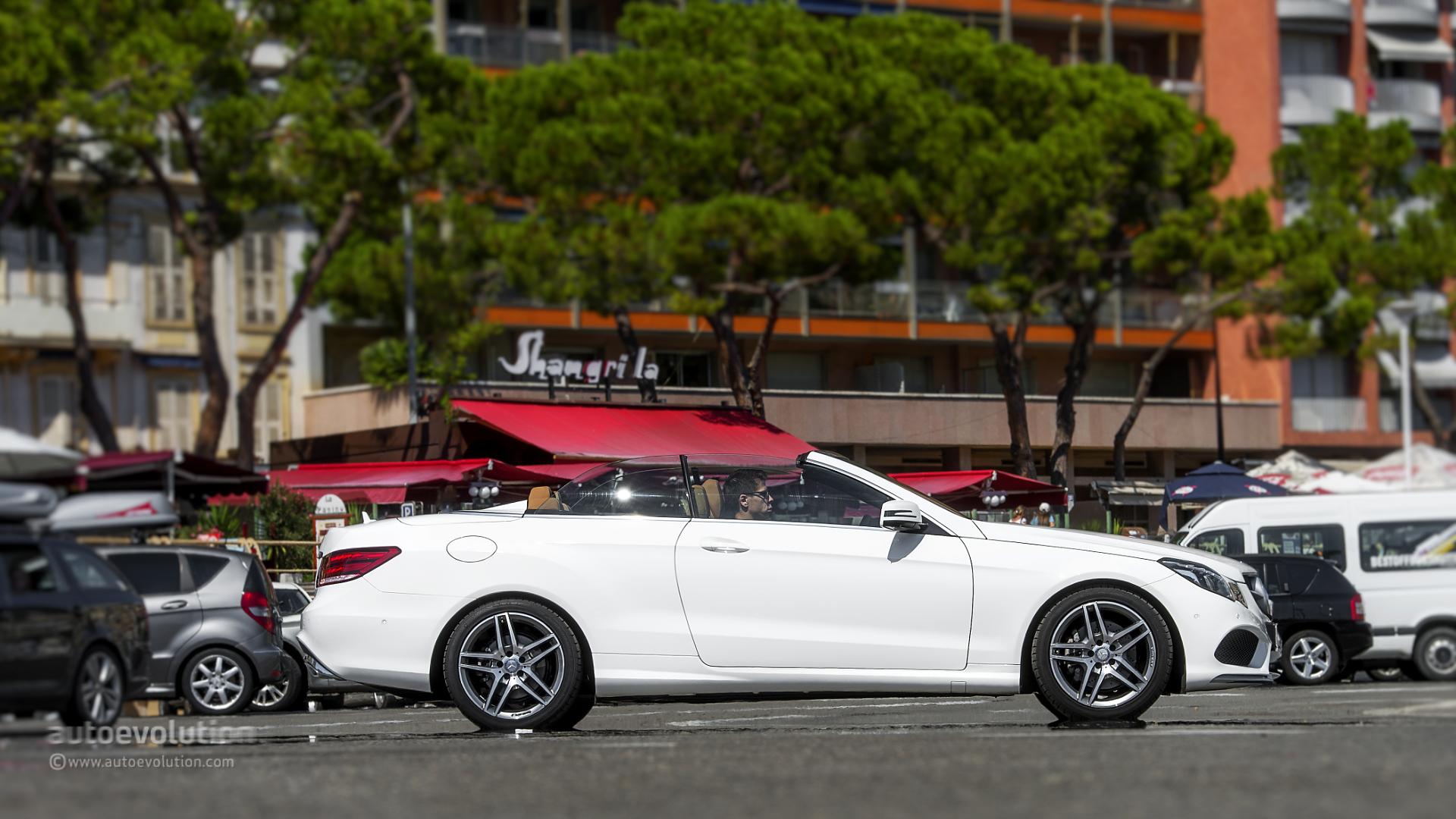 2014 mercedes benz e class cabriolet original pictures for Mercedes benz convertible tops