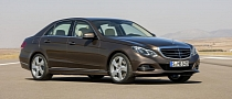 2014 Mercedes-Benz E-Class Facelift Revealed [Photo Gallery]