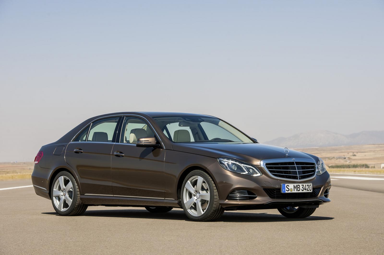 2014 mercedes-benz e-class facelift revealed - autoevolution