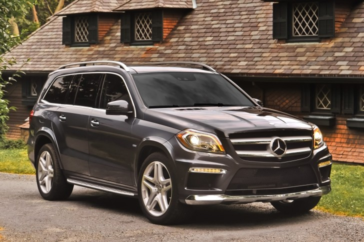 2014 Mercedes-Benz GL-Class – Luxury for Seven [Video]