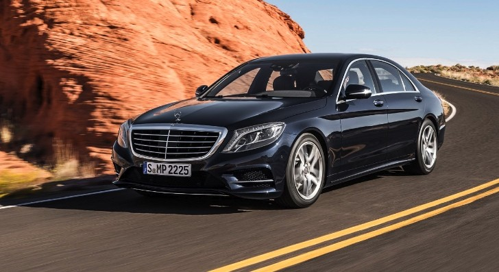 2014 Mercedes-Benz S-Class Fully Revealed in Hamburg [Photo Gallery]