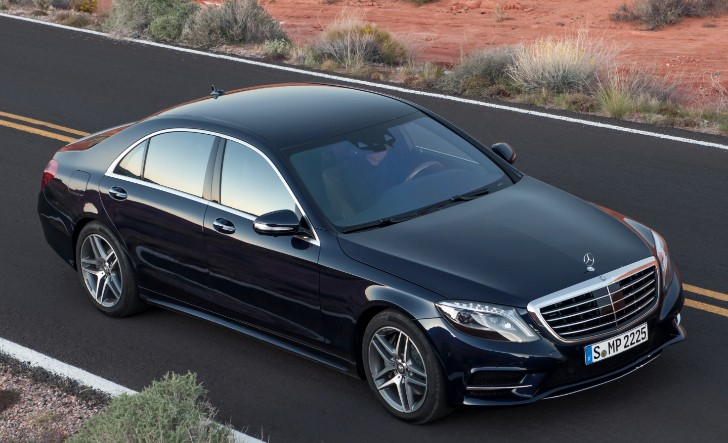 2014 Mercedes-Benz S-Class Gets Pricing in The US
