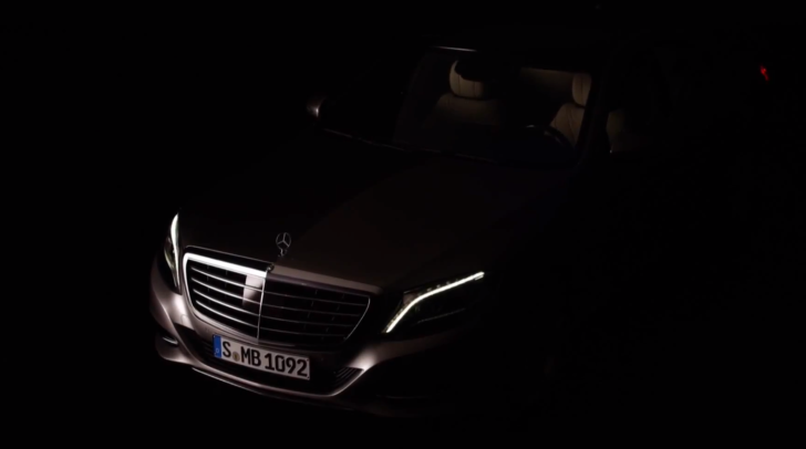 2014 Mercedes-Benz S-Class Gets Its First Video Teaser [Video]