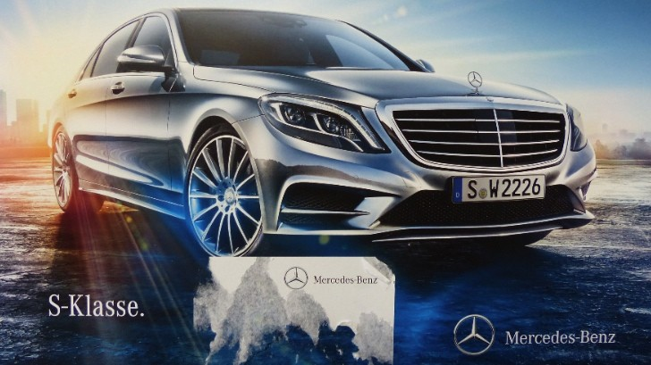 2014 Mercedes-Benz S-Class: New Details Shown in Leaked Brochure [Photo Gallery]
