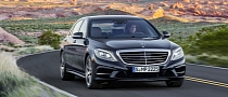 2014 Mercedes-Benz S-Class Official Images Leaked Hours ahead of Unveiling [Photo Gallery] [Updated]