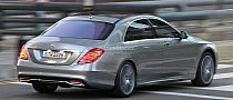 2014 Mercedes-Benz S-Class Plug-in Hybrid Confirmed by Mistake