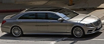 2014 Mercedes-Benz S-Class Pullman Rendering Released