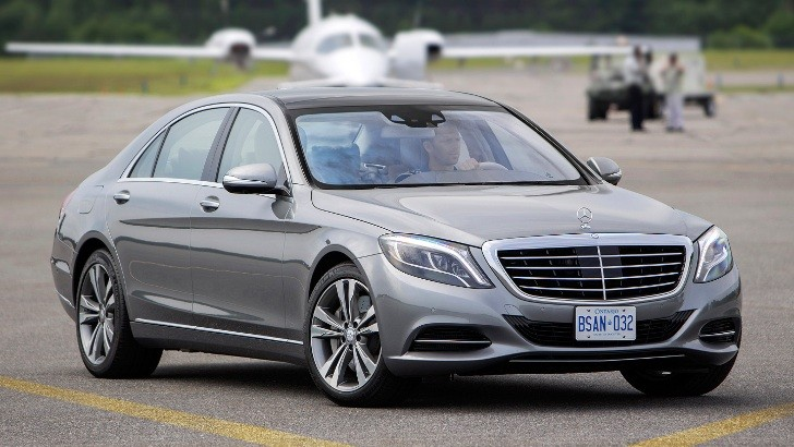 2014 Mercedes-Benz S-Class W222 Owner's Guide - autoevolution