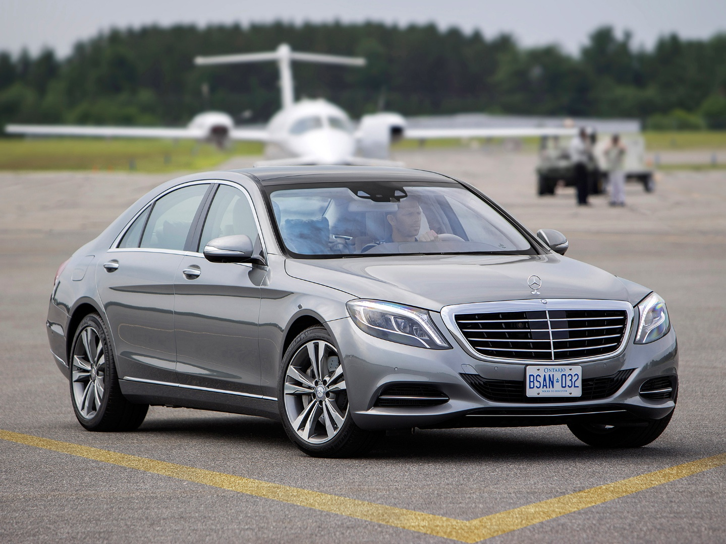 5 Photos. Mercedes Benz S Class ...