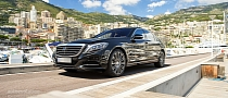 2014 Mercedes-Benz S550 Original Pictures