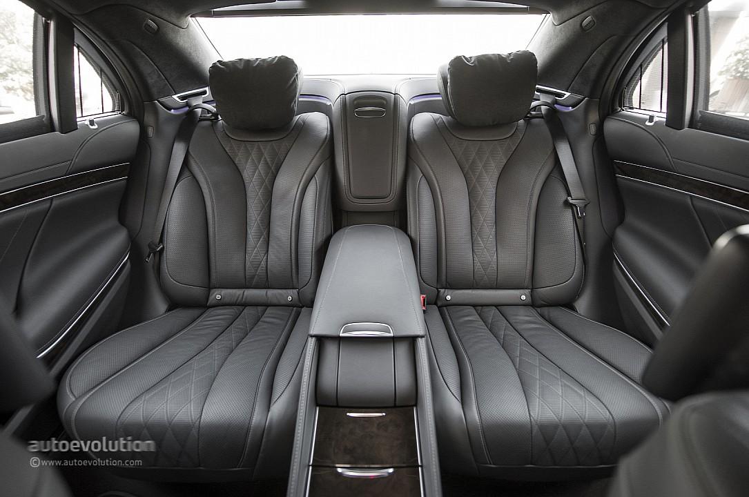 2014 mercedes benz s550 original pictures autoevolution for Mercedes benz s550 interior