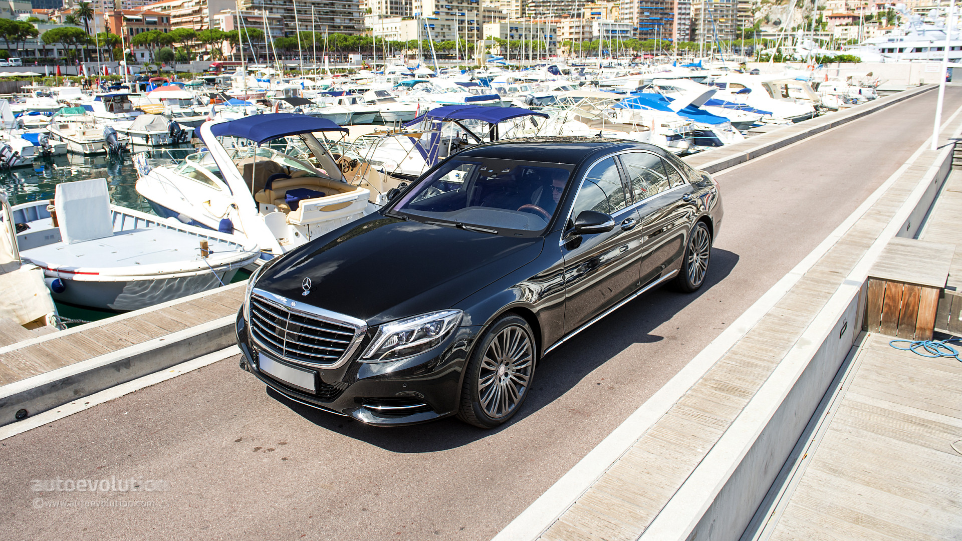 2014 mercedes benz s550 tested autoevolution for Mercedes benz ss 550