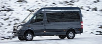 2014 Mercedes-Benz Sprinter 4x4 Unveiled [Photo Gallery]