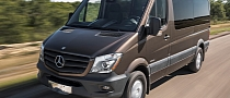 2014 Mercedes-Benz Sprinter Gets Truck of The Year Nomination