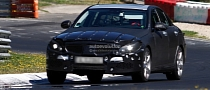 2014 Mercedes C-Class W205 Getting New Engines, Double Clutch, 4Matic