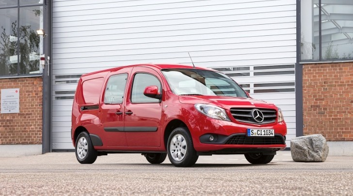 2014 Mercedes Citan Gets New Renault Engines [Video]