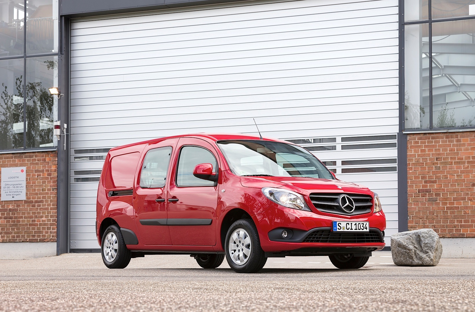 2014 mercedes citan gets new renault engines autoevolution. Black Bedroom Furniture Sets. Home Design Ideas