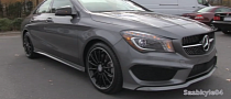 2014 Mercedes CLA 250 In-Depth Walkaround [Video]