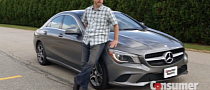 2014 Mercedes CLA 250 Is Flawed but Pretty, Consumer Reports Says [Video]