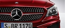 2014 Mercedes CLA US Order Guide Leaked [Photo Gallery]