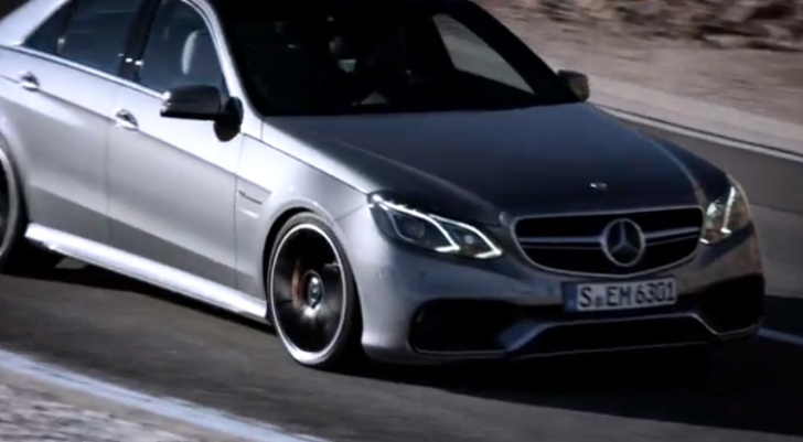 2014 mercedes e63 amg 4matic in action autoevolution. Black Bedroom Furniture Sets. Home Design Ideas