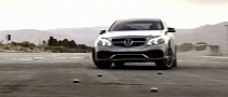 2014 Mercedes E63 AMG Drifted in Latest Commercial [Video]