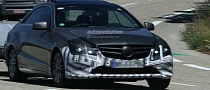 2014 Mercedes E63 AMG to Get 4Matic AWD