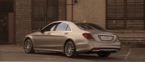 2014 Mercedes S-Class Features Showcased in New Video [Video]