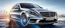 2014 Mercedes S-Class: First Official Photo Leaked