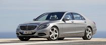 2014 Mercedes S-Class Goes on Sale in the UK