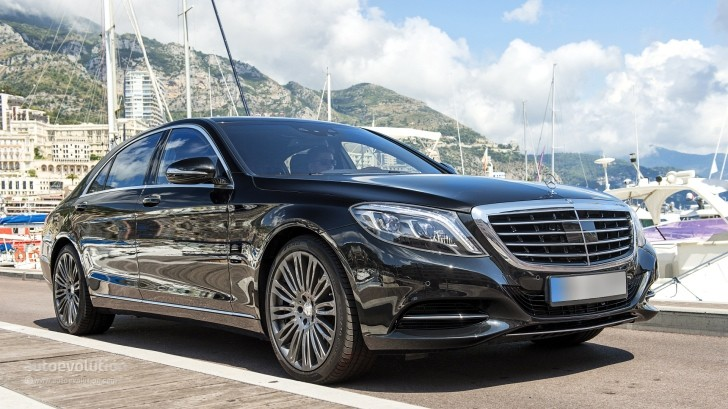 2014 Mercedes S Class Recalled Due To Seatbelt Issue
