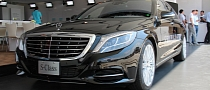 2014 Mercedes S500 Plug-In Hybrid Revealed