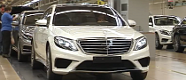2014 Mercedes S63 AMG Makes Sneaky Video Debut [Video]