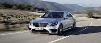 2014 Mercedes S63 AMG Revealed, Available as LWB and with 4Matic [Photo Gallery]